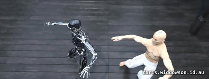 Motion Capture Tai-Chi
